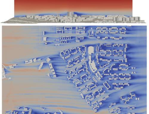 Ubicación óptima de pequeñas turbinas eólicas en entornos urbanos