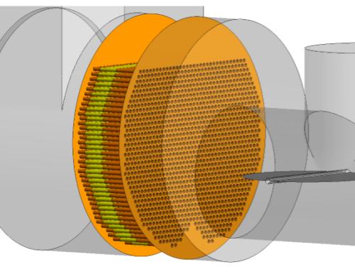 ¿Cómo simular tres mil tubos y no morir en el intento? Soluciones para un intercambiador de carcasa y tubos