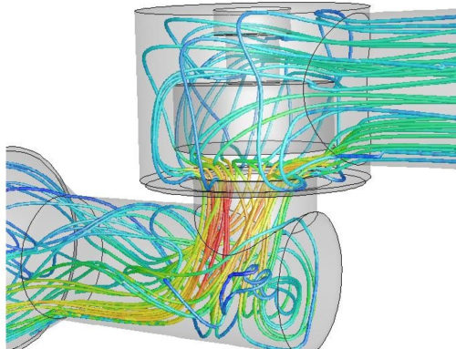 Valves and CFD simulation